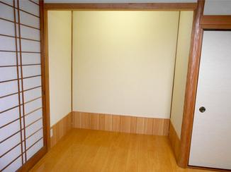 内装リフォーム 和室を快適な仕事部屋に