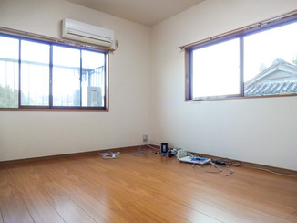 内装リフォーム 古びた和室を新築のような洋室へ