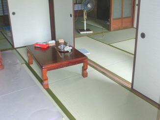 内装リフォーム しっかり組み直し安心して歩ける床に