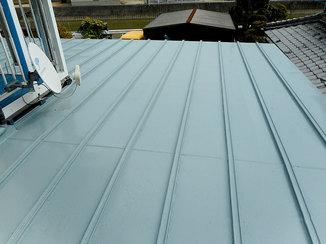 外壁・屋根リフォーム 見違えるように綺麗になり長年の悩みが解消した屋根塗装